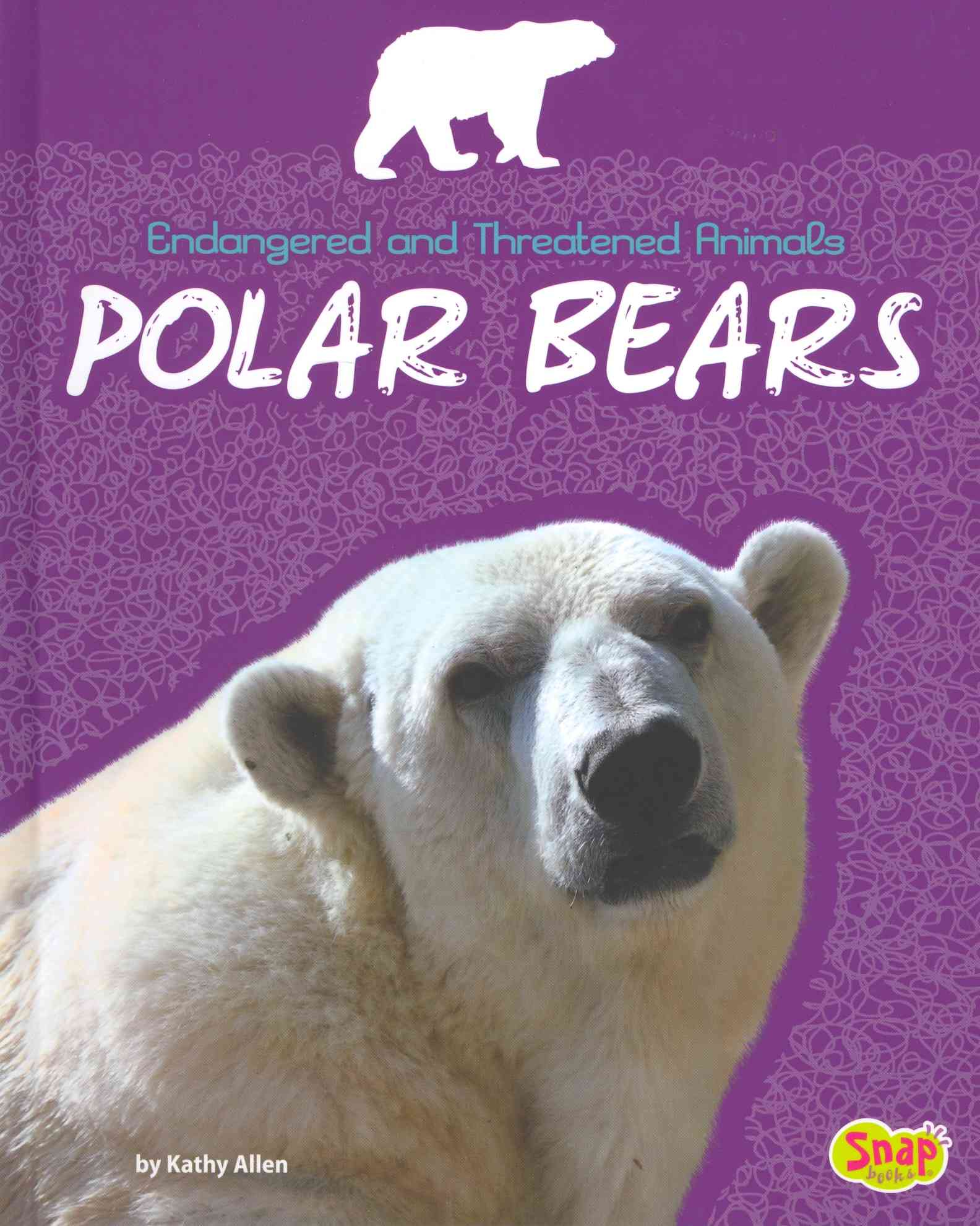 Polar Bears By Allen, Kathy