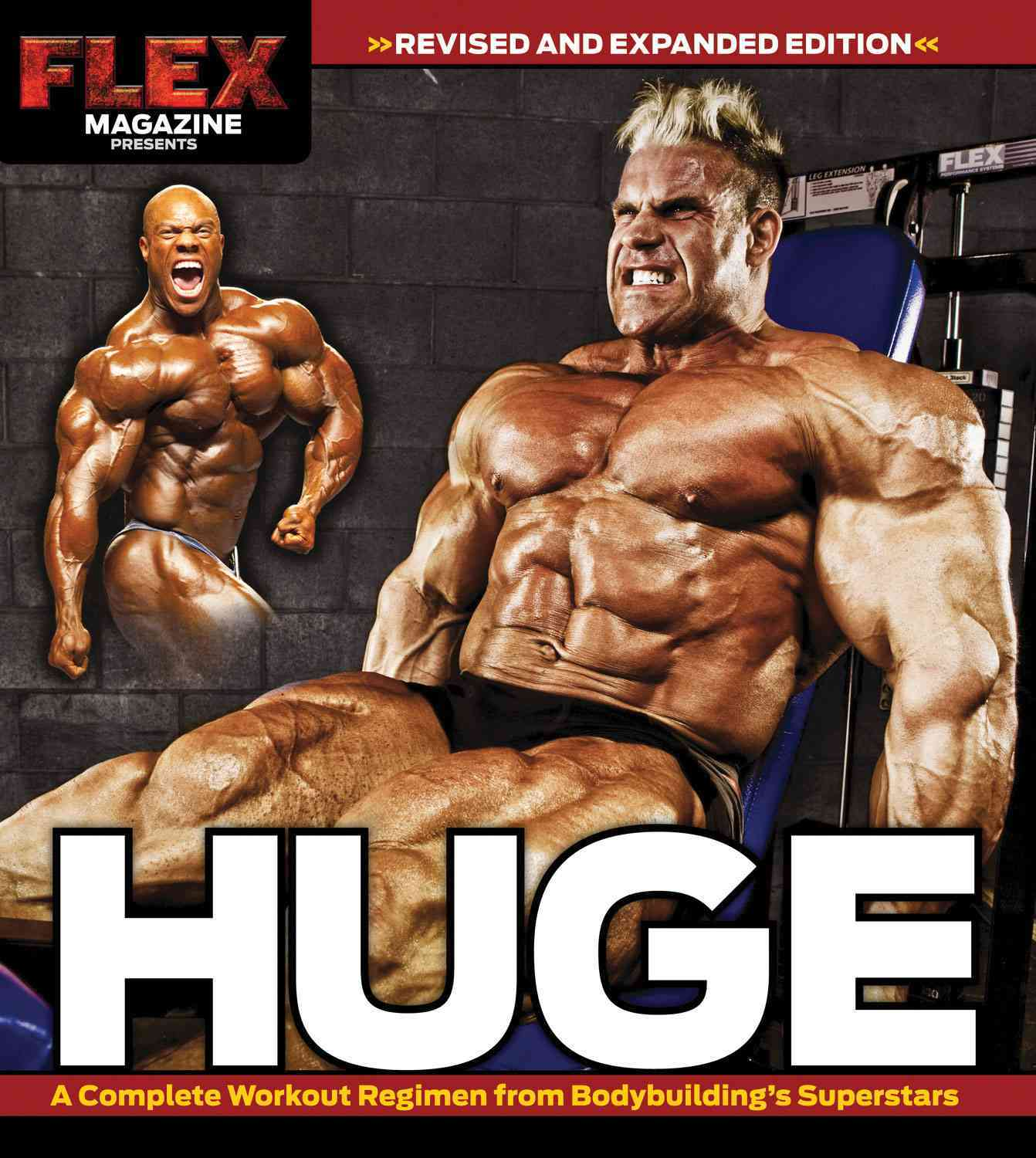 Huge By Flex Magazine (COR)
